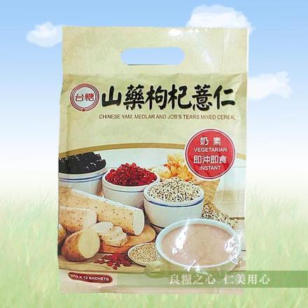 台糖 山藥枸杞薏仁(12包/袋)