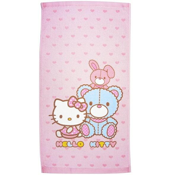 佳美 - Hello Kity凱蒂貓毛巾
