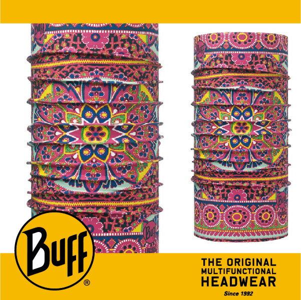 BUFF 西班牙魔術頭巾 COOLMAX涼感抗UV系列 [印度幾何] BF111438-535