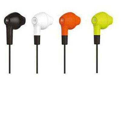 Moto Buds 有線音樂耳機(可通話) 入耳式耳機 耳塞式耳機