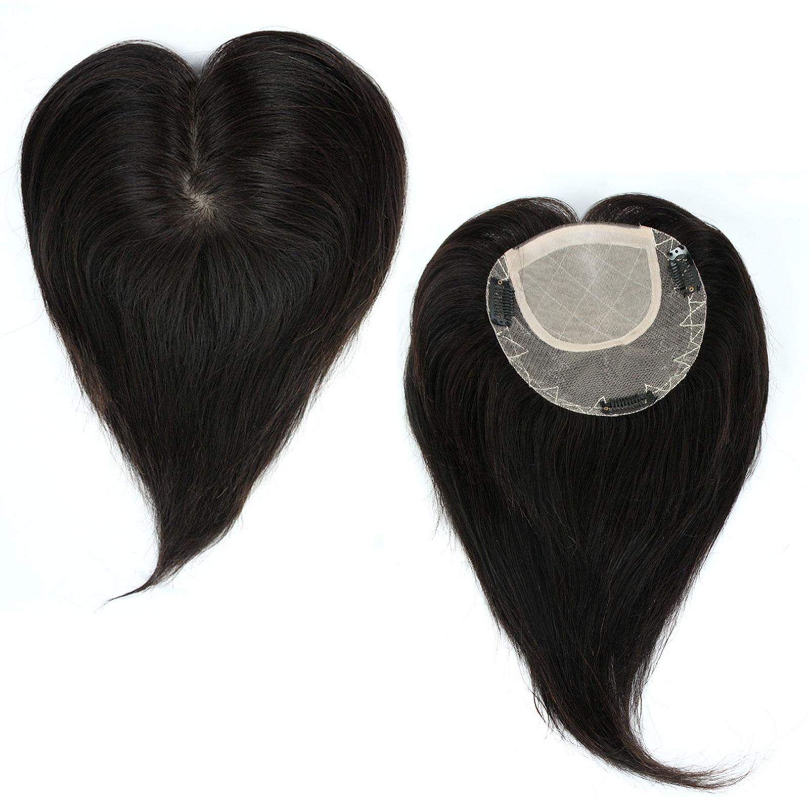 內網約15X14公分 髮長約30公分 100%真髮微增髮輕量補髮塊 女仕【RT36】☆雙兒網☆