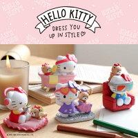 凱蒂貓週邊商品推薦到【UNIPRO】Hello Kitty 友你真好 盒玩 公仔 正版授權 整套販售 (共四入) 無附糖果