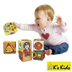 美國 K's Kids 奇智奇思 我的學習積木組