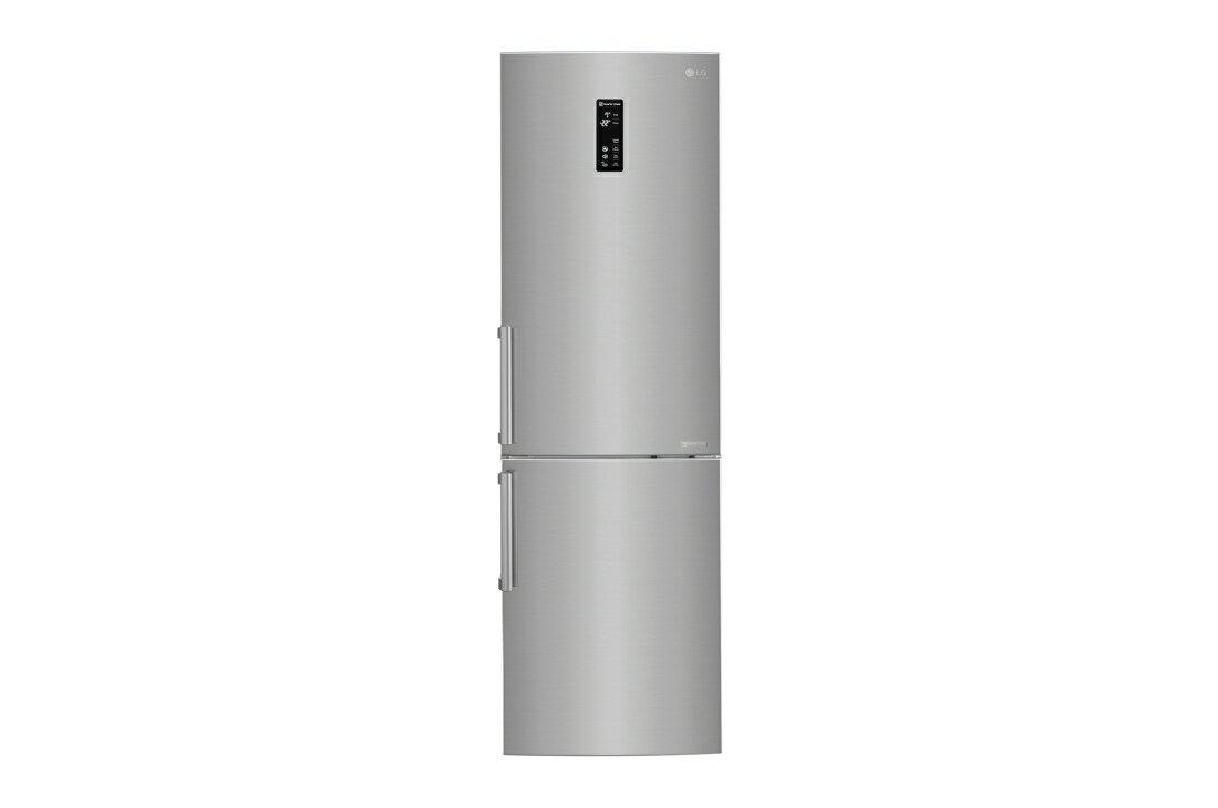 ***東洋數位家電***請議價 LG GW-BF388SV 直驅變頻上下門冰箱 精緻銀  350L