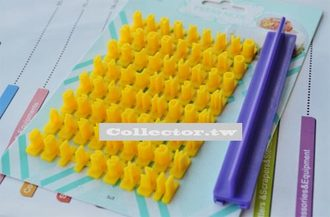 【N13090301】英文字母數字印章餅乾模具 壓花工具 手工肥皂壓字模具