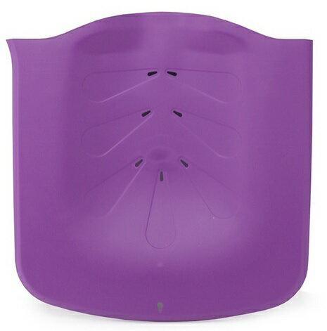 【淘氣寶寶】韓國 萱之愛 Mathos Loreley 強化折疊式浴盆配件-洗頭 紫色【不含浴盆主體】