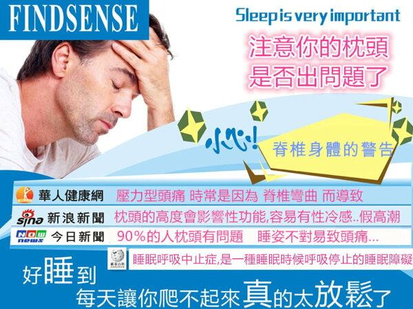 FINDSENSE服飾:單顆枕頭加一內襯專屬開單
