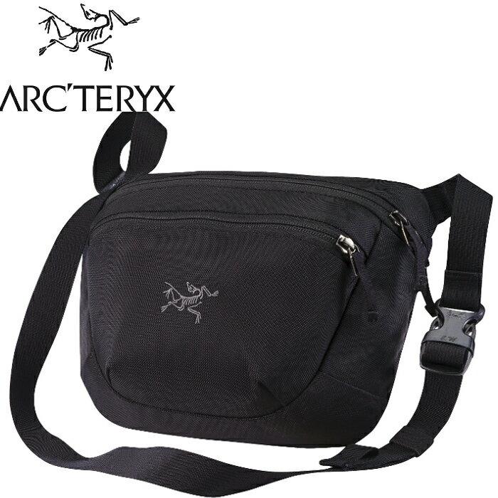 Arcteryx 始祖鳥 Maka 2 側背包 肩包 腰包 17172 Black 黑 Arc\