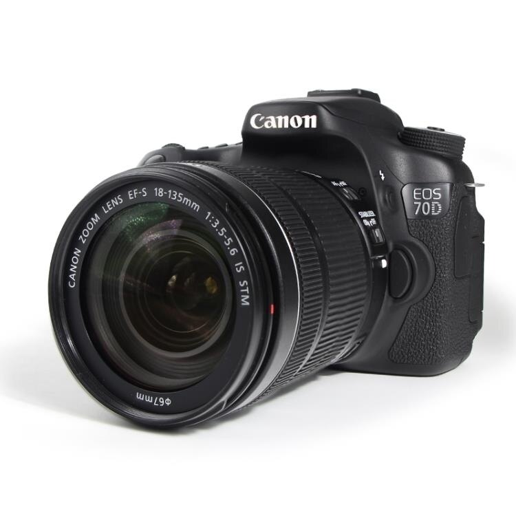 高清照相機全新 Canon / 佳能EOS 70D 80D中端級單反數碼照相機  高清旅遊60D DF 免運維多 1