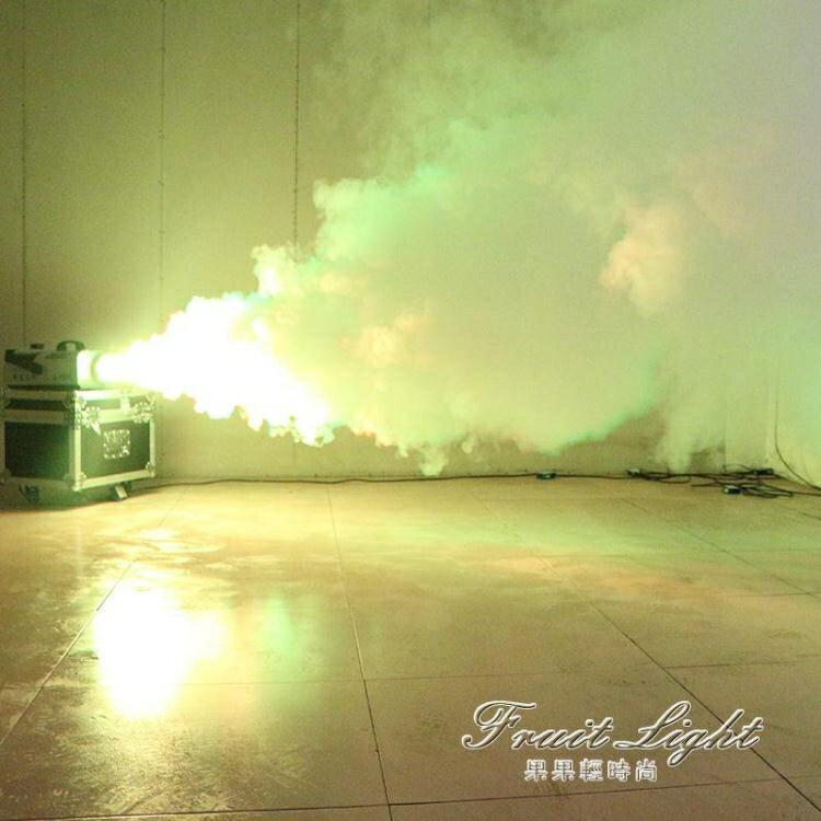舞臺煙霧機1500W遙控恒溫煙霧機 LED酒吧噴煙霧機噴霧機 舞臺燈光 【嘻哈戶外】NMS