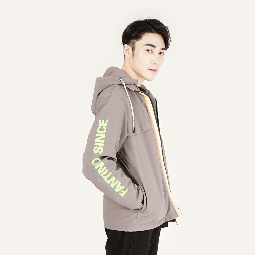 【FANTINO】外套(男)-灰 945327 2