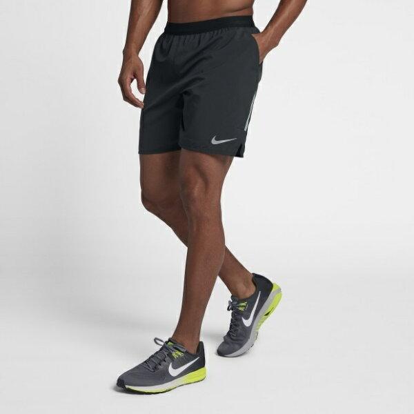 NIKEDISTANCE男裝短褲7吋慢跑內裡輕巧透氣黑【運動世界】892912-010