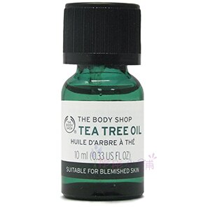 【彤彤小舖】The Body Shop 淨化調理肌膚 茶樹精油 10ml