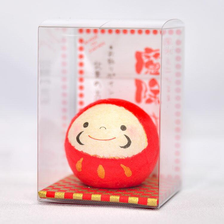 日本製 小達摩 不倒翁 魔除達摩