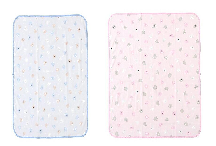 『121婦嬰用品館』奇哥 防水透氣攜帶型尿墊 藍/粉