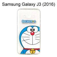 小叮噹週邊商品推薦哆啦A夢空壓氣墊軟殼 [大臉] Samsung J320YZ Galaxy J3 (2016) 小叮噹【正版授權】