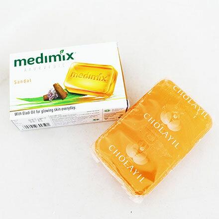 【敵富朗超巿】MEDIMIX檀香美膚皂香白美肌皂 0