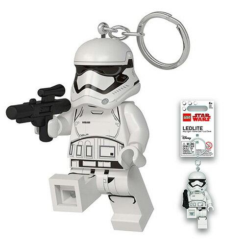 【LEGO樂高積木】LED燈鑰匙圈-第一軍團風暴兵(新版)