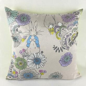 AnniesFriends 彼得兔 Peter Rabbit 麂皮雙面和風抱枕