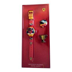 FERRARI 法拉利兒童競速腕錶/FA0810004$1600