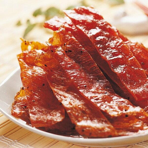 頂級蜜汁肉干【裕芳金條肉干】