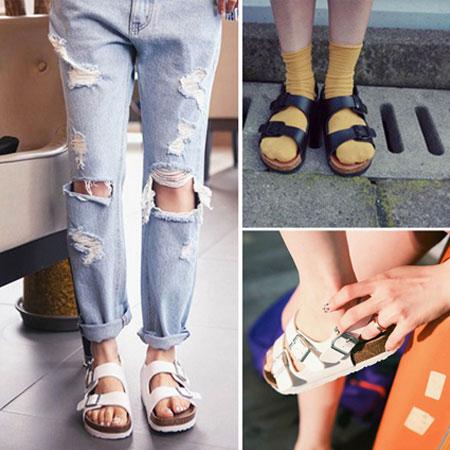 涼鞋 歐美流行經典時尚軟木風涼鞋(35~40)【S914】☆雙兒網☆ 6