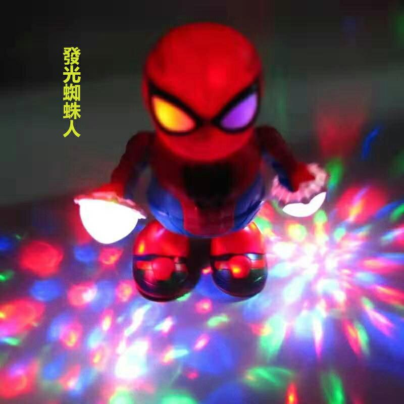川劇變臉 雪寶 鋼鐵俠 會跳舞的機器人 發光蜘蛛人 蜘蛛人 美國隊長 大黃蜂 女鋼鐵人(小辣椒) 薩諾斯 3