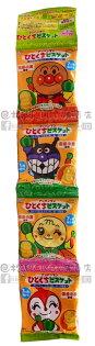 松貝進口食品專賣店:《松貝》不二家麵包超人蔬果餅4連80g【4902555132440】bf30