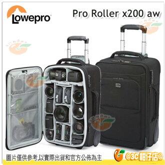 ~10/31前購買即可享優惠價格 免運 LOWEPRO 羅普 立福公司貨 Pro Roller x200 AW 行李箱 雙肩 專業滑輪 17吋筆電 登機箱 後背包 x200AW