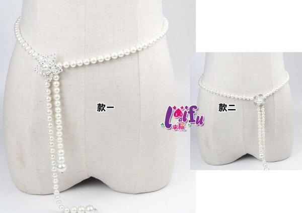 草魚妹:★草魚妹★H696腰鍊鑽花腰鍊腰帶腰封細腰帶正品,售價250元