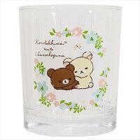 拉拉熊碗/水杯推薦到拉拉熊磨砂玻璃杯 休息(RK-0902) 水杯 餐具 懶懶熊 輕鬆熊  日貨 正版授權J00012167就在大賀屋推薦拉拉熊碗/水杯