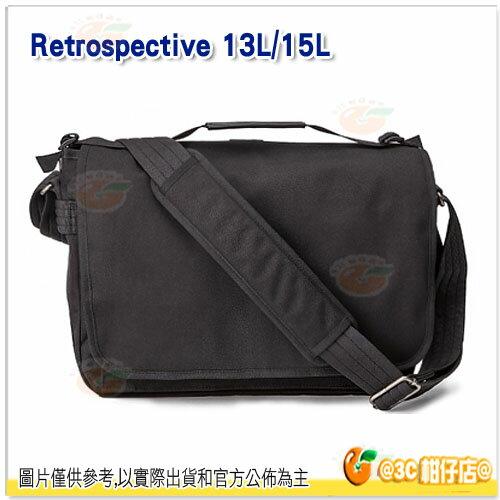 Think Tank 創意坦克 Retrospective Laptop Cases 13L 彩宣公司貨 復古筆電包 RS721 13吋 黑 極簡外觀設計