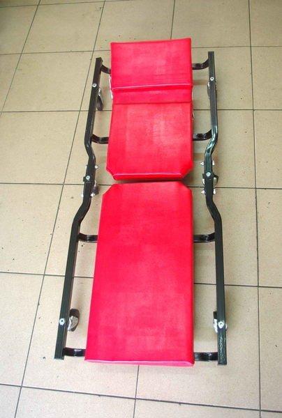 FUJEN 修車躺板/躺板/另售 千斤頂/頂車架