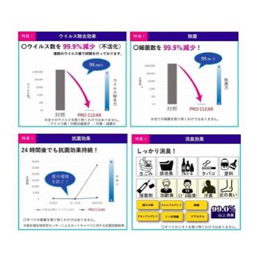 【安邦嚴選】日本HOTAPA PRO CLEAR 清潔除菌除臭粉3g*3包/盒
