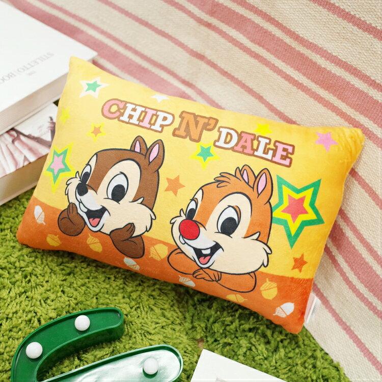 PGS7 迪士尼系列商品 - 奇奇 蒂蒂 午睡枕 抱枕 枕頭 靠枕 娃娃 松鼠【SJK7338】