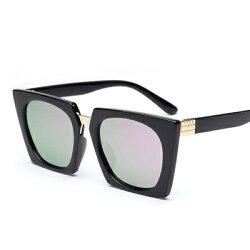 ★太陽眼鏡偏光墨鏡-韓版時尚金屬方框男女眼鏡配件5色73en12【獨家進口】【米蘭精品】