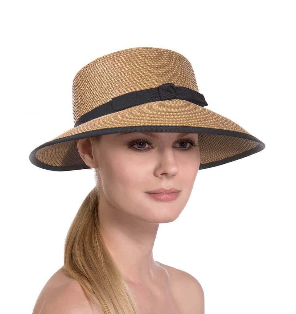 a51bf6f8dac Eric Javits Luxury Fashion Designer Women s Headwear Hat - Squishee® ...