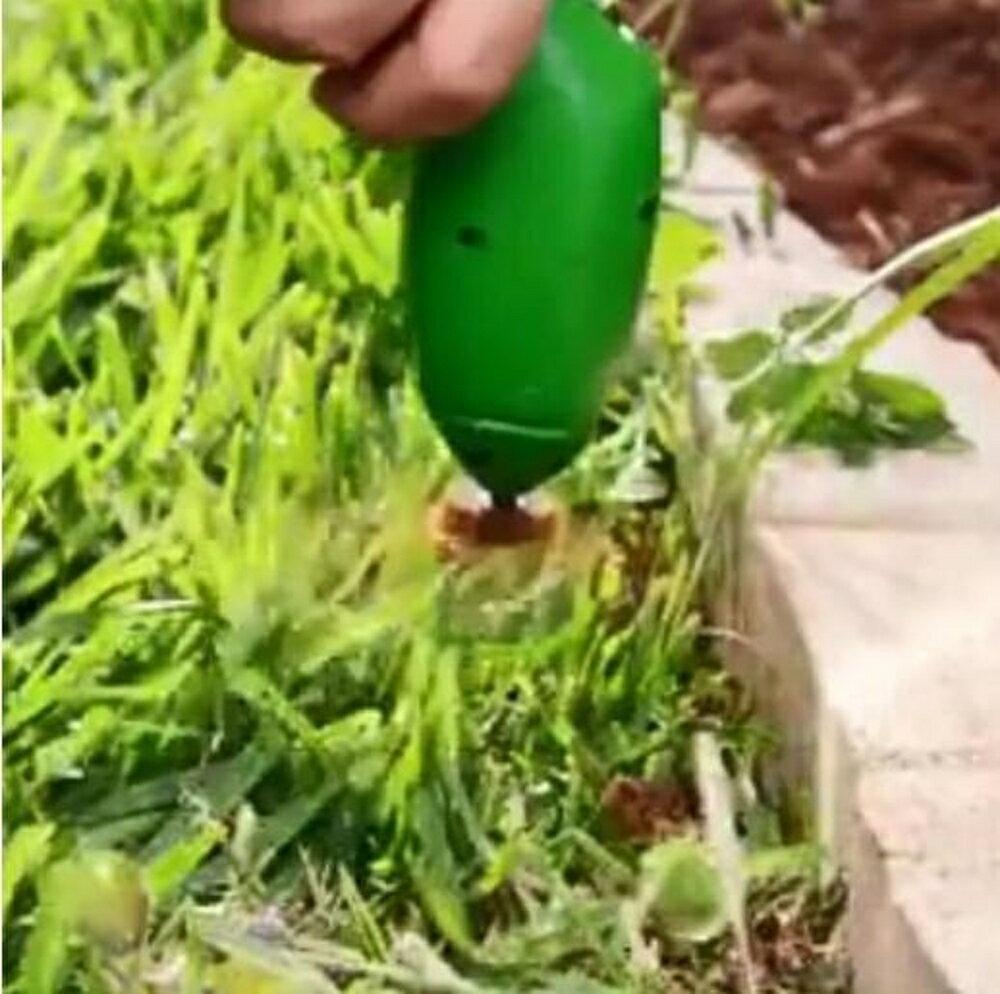 現貨 zip trim 割草機TV手持電動無繩迷你割草器草坪花園修剪機  探索先鋒