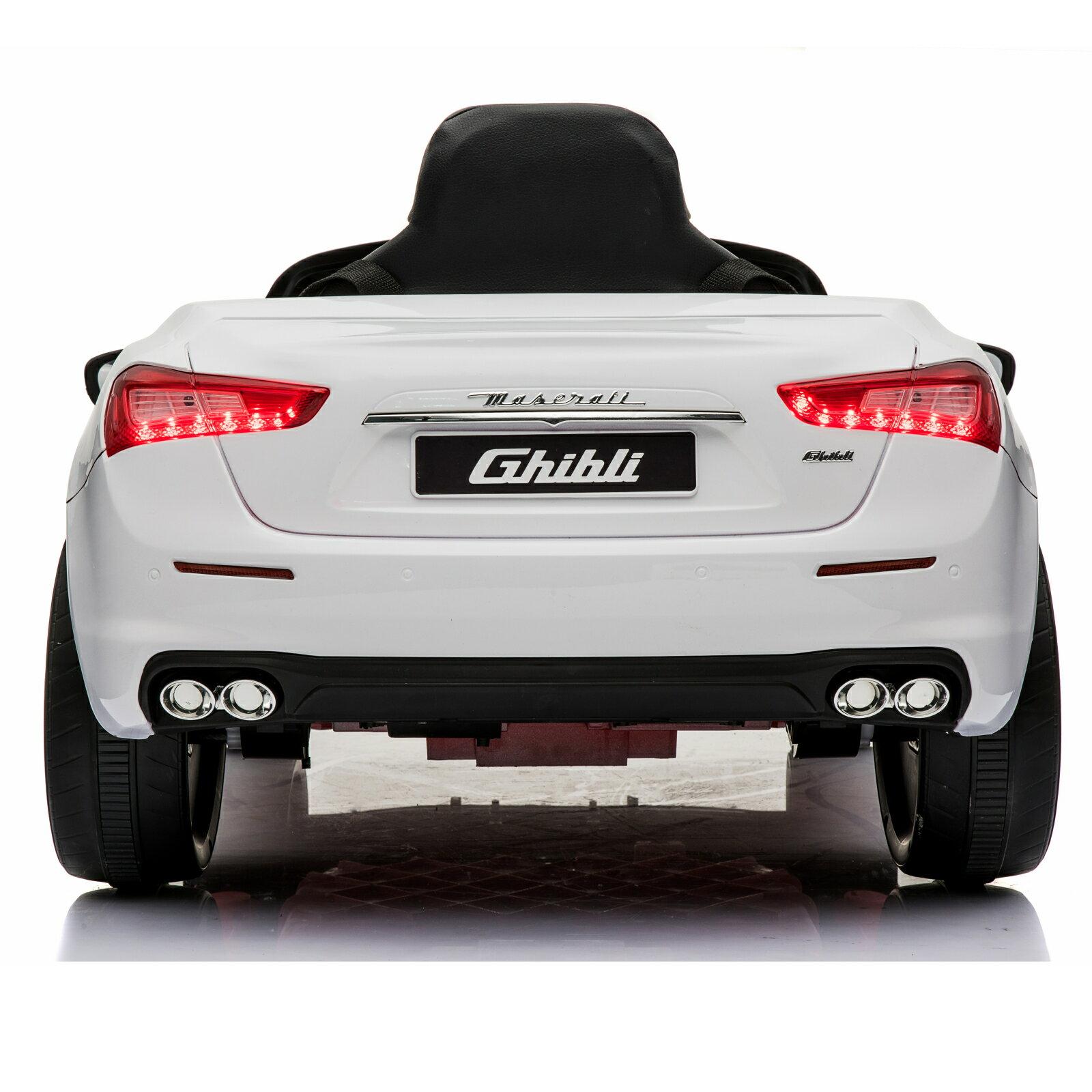 Smartecom Electric Licensed Maserati Ghibli Kids Ride On