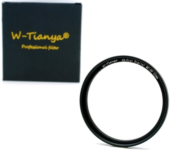 我愛買:我愛買#TianYa高穿透18層多層膜MC-UV濾鏡40.5mm濾鏡(金邊,薄框保護鏡)40.5mm保護鏡MCUV濾鏡MC-UV保護鏡tian天涯ya
