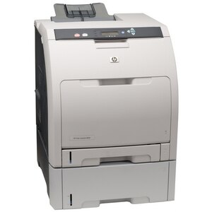HP Color LaserJet 3800N Color Laser Printer 3
