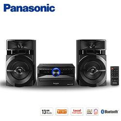 Panasonic 國際牌 強力重低音 時尚組合音響 SC-UX100-K【三井3C】