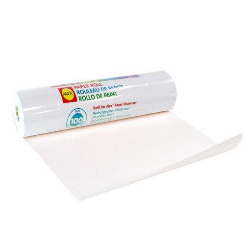 【美國ALEX】捲筒圖畫紙12吋/捲筒式畫紙(12吋)