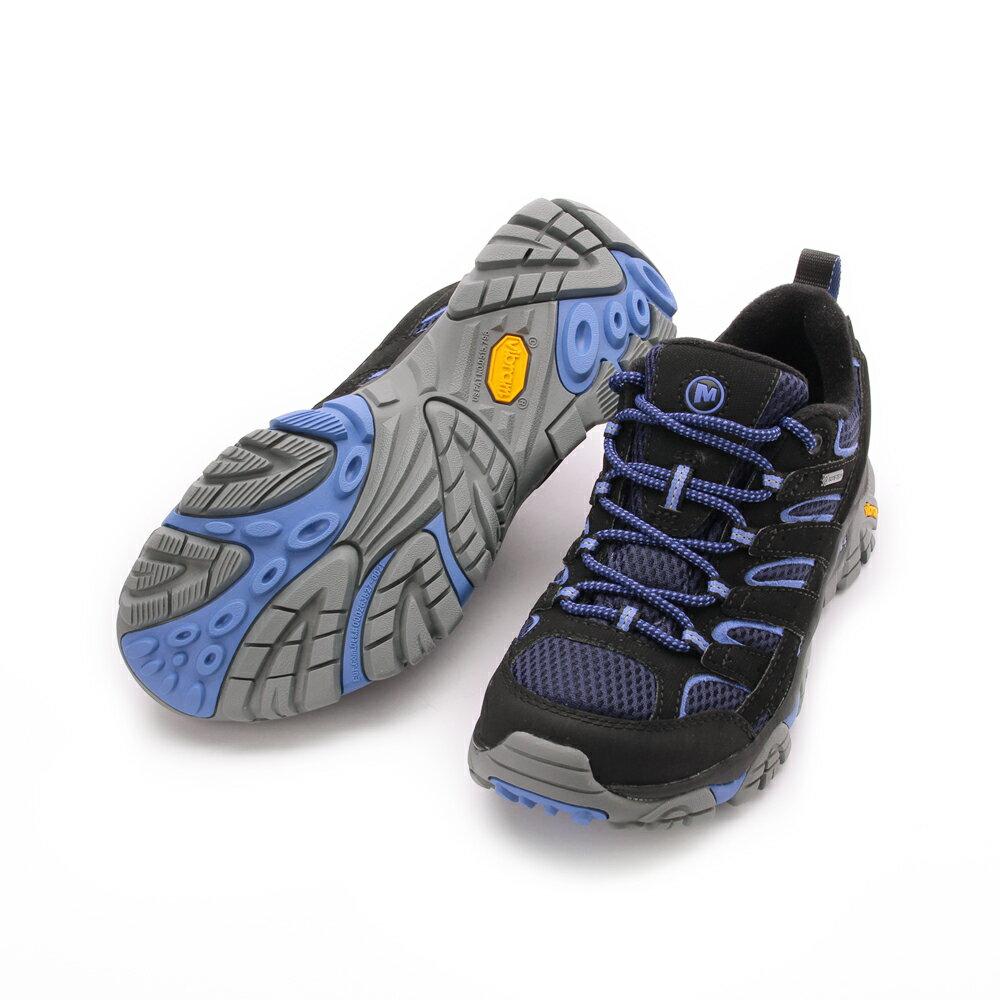 MERRELL MOAB 2 GORE-TEX 戶外多功能鞋防水鞋 深藍 / 藍 ML12134 女鞋 3