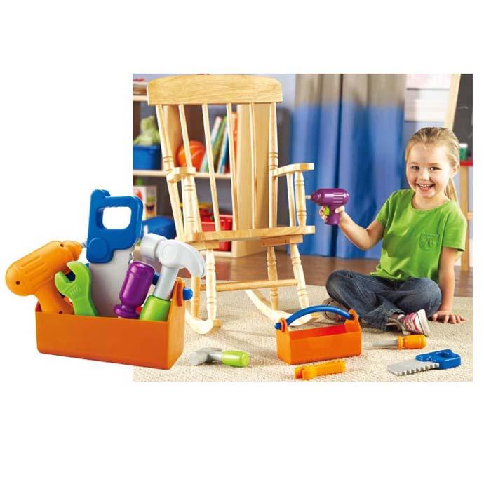 【華森葳兒童教玩具】扮演角系列-工具箱 N1-9230