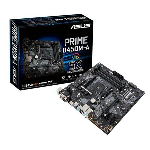 ASUS 華碩 PRIME PRIME B450M-A 主機板 1