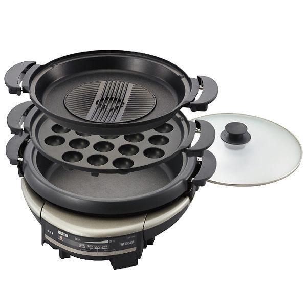 TIGER虎牌★5.0L三合一多功能萬用電火鍋CQD-B30R