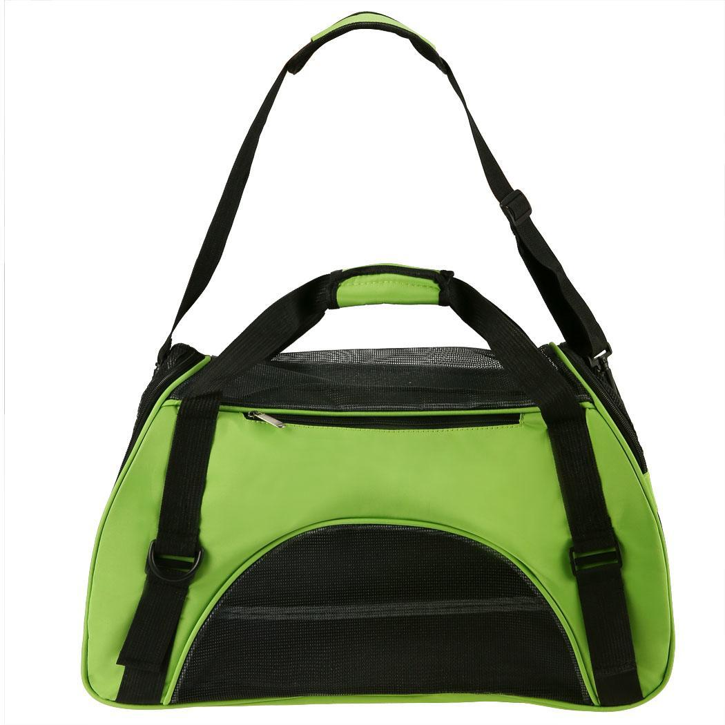 Oxford Airline Approved Pet Cat Puppy Dog Comfort Carrier Travel Tote Bag 2