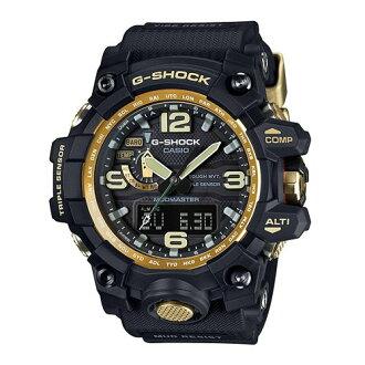 CASIO G-SHOCK GWG-1000GB-1ADR陸海空防泥概念電波腕錶/56.1mm