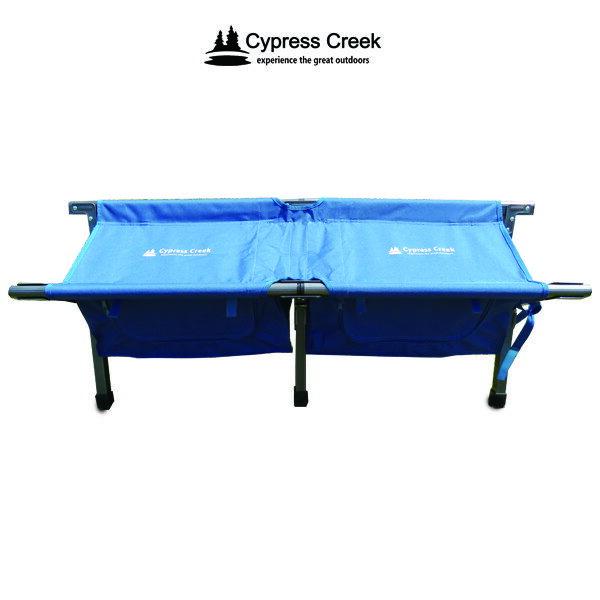 【野道家】Cypress Creek 賽普勒斯鋁合金情人椅 CC-LC200